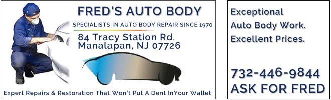 – Fred's Auto Body