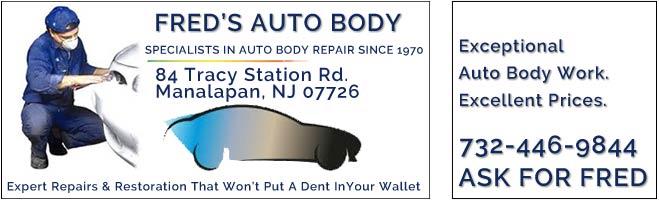 Fred's Auto Body